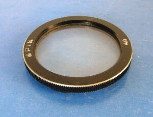 Vintage-Spik-Bay-II-UV-Lens-Filter-For-Rolleiflex-3-5F-3-5E-TLR-Camera