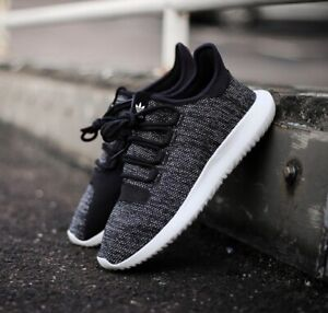 adidas Tubular Shadow Knit Black White BB8826 |