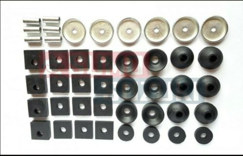 Suzuki Samurai kit revisione gommini scocca guarnizioni gomma di telaio 44 pezzi