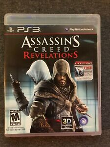 Assassin's Creed: Revelations PlayStation 3 PS3