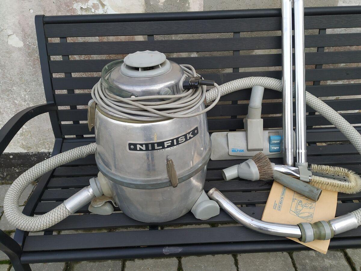 Støvsuger, Nilfisk GA70, 350 watt, Den eftertragtede GA 7