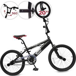 Bmx-20-034-Bike-Bicicletta-Bambino-Bici-Freestyle-Ragazzi-Bambini