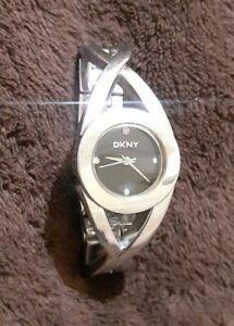 Authentic-DKNY-Half-bangle-Watch-LOW-BID-SALE