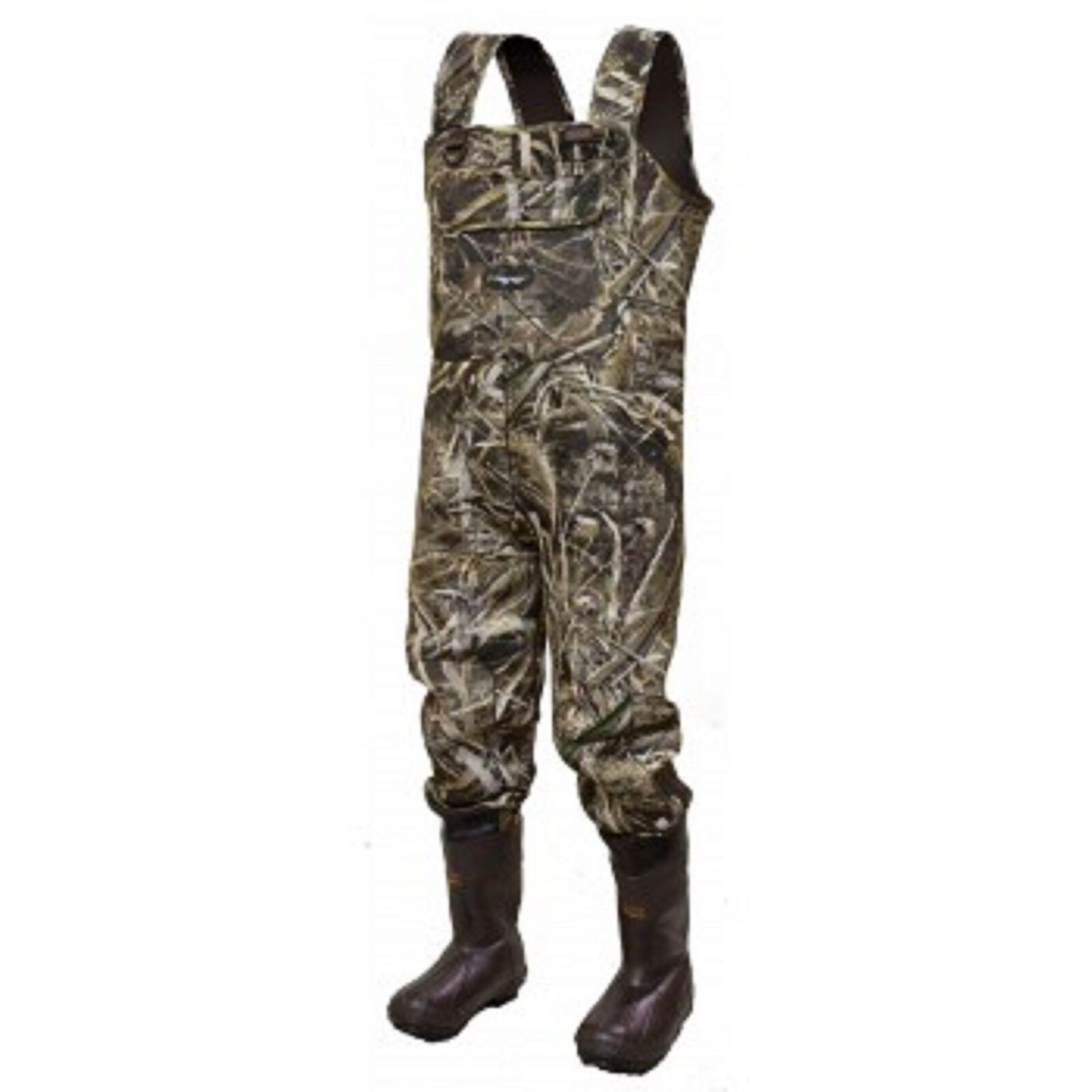 Frogg Toggs Amphib Camo Wader Sizes 8-14  2713656  CHOOSE YOUR SIZE   1