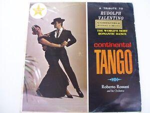 Roberto-Rossani-CONTINENTAL-TANGO-12-Tracks-LP