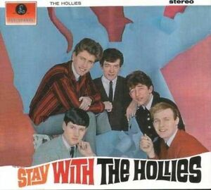 NEW-CD-Album-The-Hollies-Stay-With-The-Hollies-Mini-LP-Style-Card-Case