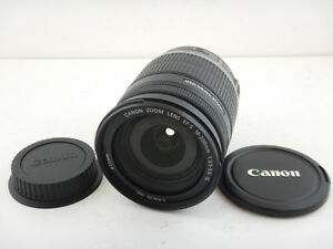 Canon-18-200mm-f3-5-5-6-IS-EF-S-Zoom-Excellent-Condition-Lens-Obiettivo-Macro