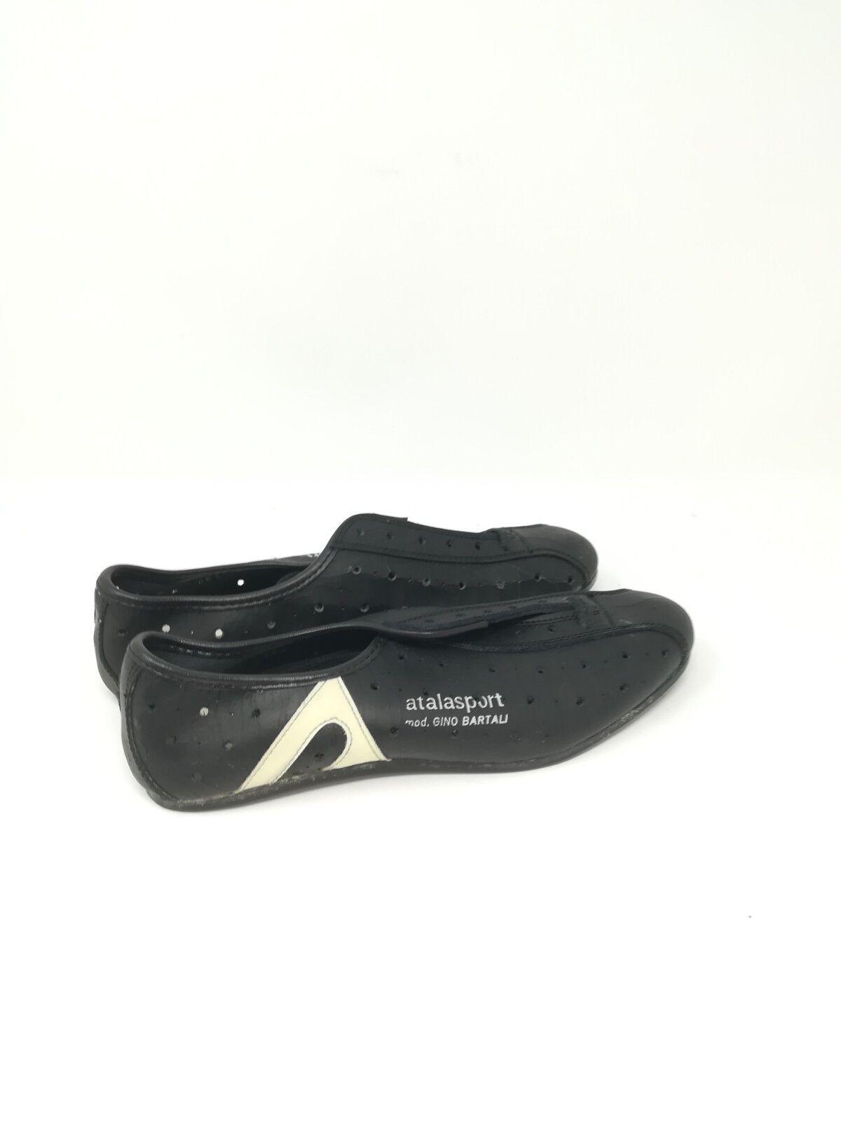 Vintage scarpe ciclismo cycling schuhe  Gino Atala sport  Gino  Bartali 40  NOS 9590d5