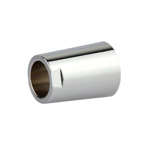 Brauseschlauch Duschschlauch chrom schwarz spiralisiert Sonderlänge 1,00m
