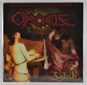 ORACLE-Selah-LP-Roxx-Productions-3-Limited-Edition-Numbered-Us-2016-Vinyl