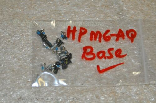 """HP Envy X360 M6-AQ M6-AQ003DX 15.6/"""" Laptop Bottom Case Assembly Screws"""