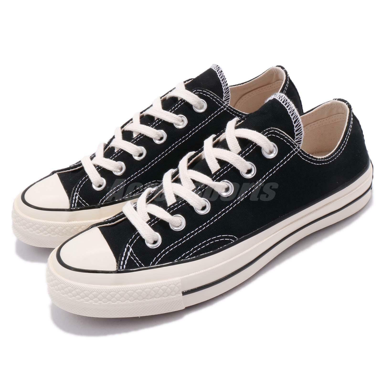 Converse Converse Converse First String Chuck Taylor All Star 70 1970 Low Black   WoHommes  162058C 524d8e