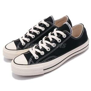 e12a7929243f Converse First String Chuck Taylor All Star 70 1970 Low Black Men ...