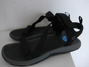 Columbia-Sandals-Trekking-Shoes-Men-039-s-Size-46-Black-Tone-668-New