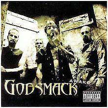 Awake-von-Godsmack-CD-Zustand-gut