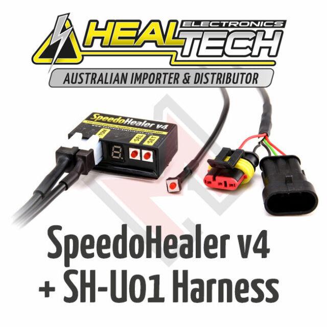 HealTech SpeedoHealer V4 + SH-U01 Universal Harness Kit – Free Express Shipping