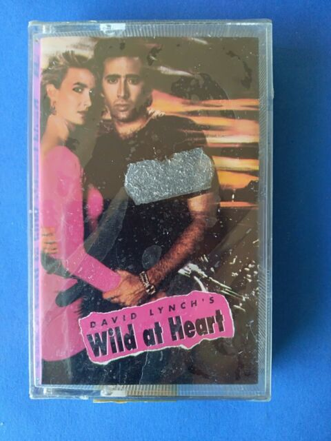 042284DAVID LYNCH'S WILD AT HEART O.S.T. MC 1990 LONDON 8451284 SIGILLATA/SEALED