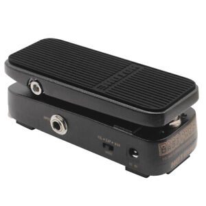 Hotone Bass Press (Volume/Wah/Expression) Guitar Effects Pedal