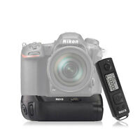 Meike Mk-dr500 2.4g Battery Grip For Nikon D500 Replacement For Nikon Mb-d17