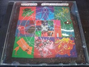 SECESSION - A Dark Enchantment CD New Wave / Synth Pop / Goth Rock