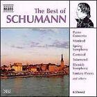 Best of Schumann (CD, Oct-1997, Naxos (Distributor))