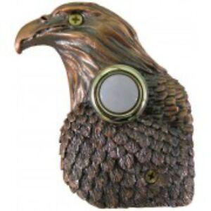 Lighted-Decorative-Doorbell-Eagle-Bronze-Doorbell
