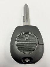Replacement 2 button key fob case for Nissan Almera Micra Primera Terrano remote