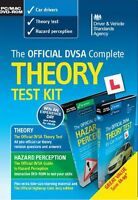 Official DVSA Complete Theory Test Kit for PC Mac DVD ROM 2016 Edition