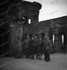 negativ-Trier-Feyen-Rheinland-Pfalz-Trèves-Tréier-Wehrmacht-Girl-Soldat-Frau-1
