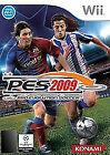 Pro Evolution Soccer 2009 (Nintendo Wii, 2009)