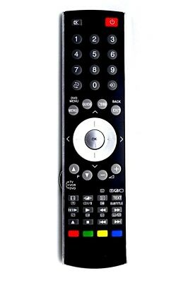 Replacement Remote Control for Toshiba 37XV505D