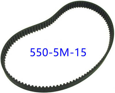 WhatApart Belt Timing Belt HTD Belt for Scooters 585-5M-15 // Synchronous