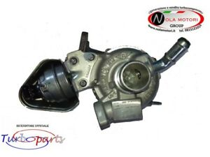 TURBO-TURBINA-TURBOCOMPRESSORE-FIAT-1-3-MJT-EURO-6-Fiat-punto-500