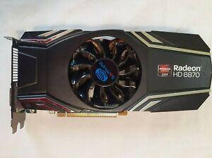 SAPPHIRE AMD Radeon HD 6870 1GB GDDR5 PCIE Graphics Card ...