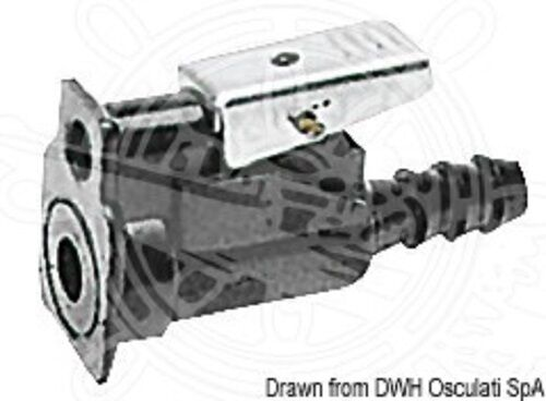 Anschluss Dose Motor- oder Tankseite Schlauchanschluss Ø 8 mm. Orig. 174508