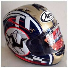 Arai Corsair V IOM TT 2015 FREE SHIP option motorcycle helmet Isle of Man RX7 GP