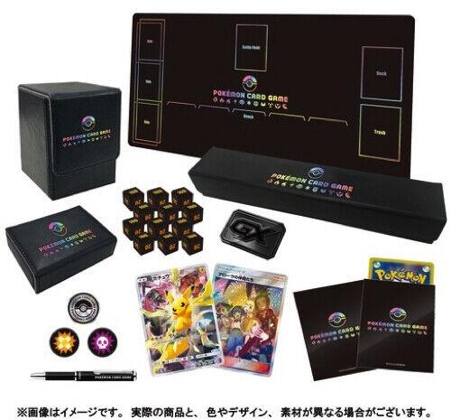 Pokemon Card Game Sun /& Moon Limited Collection Master Battle Set deck shield GX