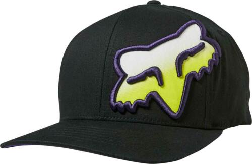 Fox Racing Honr Flexfit Hat Mens Lid Cap Curved Bill MX MTB Motocross ATV