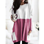 Women-Long-Sleeve-Crew-Neck-T-shirt-Loose-Casual-Pocket-Tunic-Lot-Tops-Plus-Size thumbnail 19