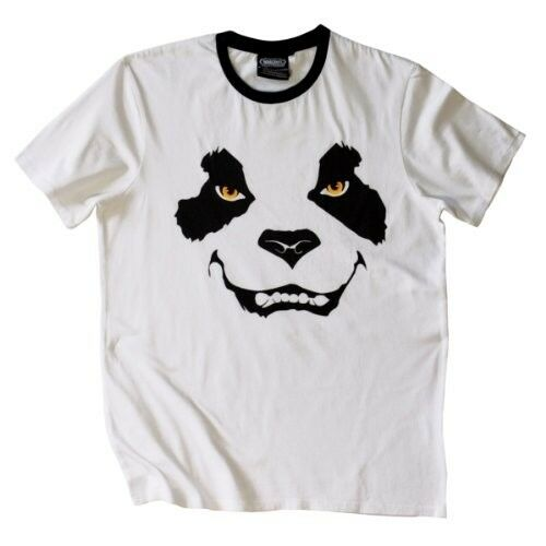 T-Shirt 'World of Warcraft' - panda manches courtes - Taille XL