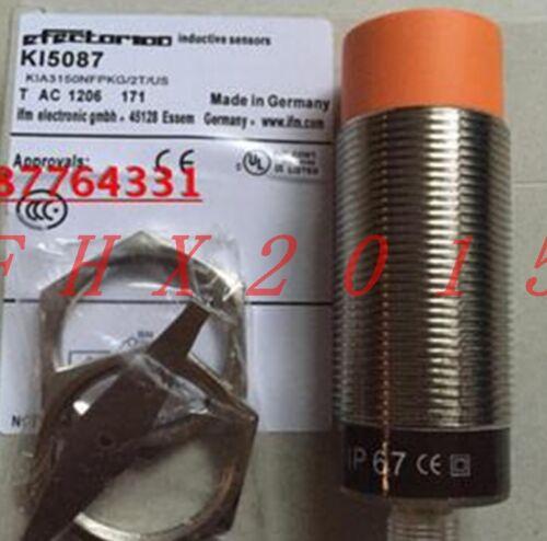 ONE NEW IFM Proximity Switch KI5087 KIA3150NFPKG//AT//US
