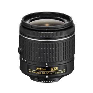 Nikon 18-55mm f/3.5-5.6G AF-P DX Zoom-Nikkor Autofocus Lens 18208200603