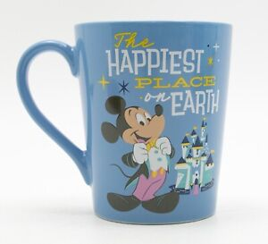 Funko Disneyland 65th Anniversary The Happiest Place On Earth Mug