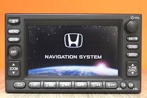 HONDA-CRV-CR-V-CIVIC-CD-RADIO-SAT-NAV-RADIO-PLAYER-CAR-STEREO-CODE-NAVIGATION
