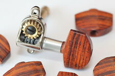 Tuner Buttons Cocobolo by Hailwood (6) fits PRS* Phase III Tuners