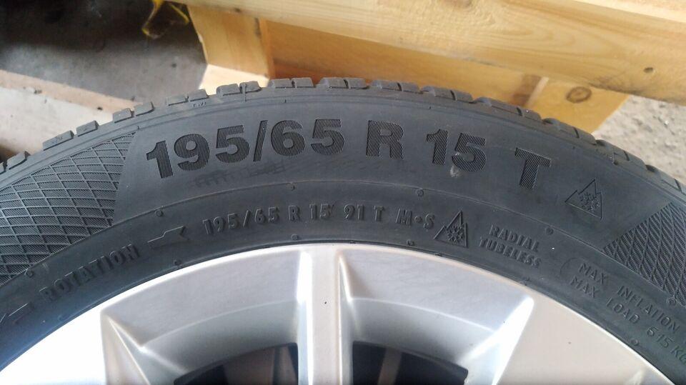 "Alufælge, 15"", VW"