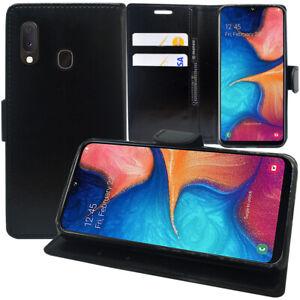 Etui-Housse-Portefeuille-Rabat-Cuir-PU-Samsung-Galaxy-A20E-A20e-Dual-SIM-5-8-034