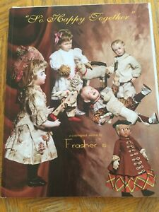 So Happy Together Frasher S Doll Auction Catalog With Prices Ebay