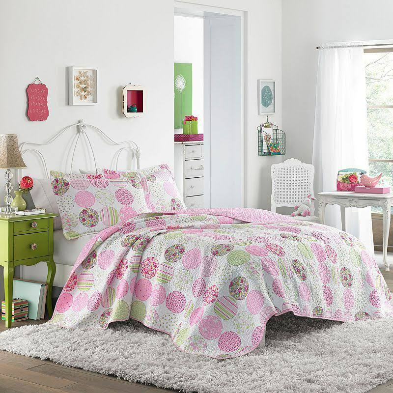 Neuf Laura Ashley baylie Patchwork Fleur Complet Reine Réversible Couette & Taies Set