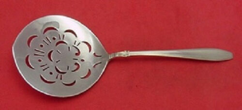 """Nocturne by Gorham Sterling Tomato Server Pierced 7 3//4/"""" All-Sterling"""